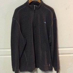 Tommy Bahama Relax 1/4 zip sweater